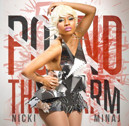 Nicki Minaj - Pound the Alarm piano sheet music