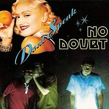 No Doubt - Don't Speak piano sheet music