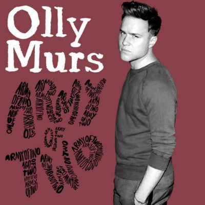 Olly Murs - Army of Two piano sheet music