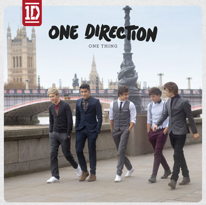 One Direction - One Thing piano sheet music