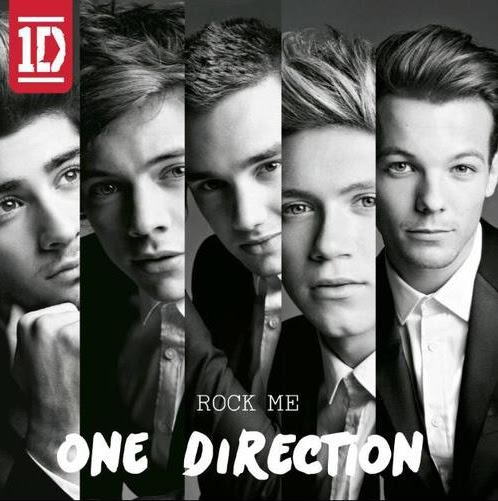 One Direction - Rock Me piano sheet music