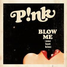 Pink - Blow Me (One Last Kiss) piano sheet music