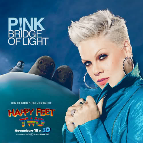Pink - Bridge of Light piano sheet music