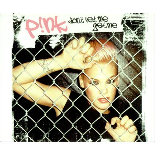 Pink - Don't Let Me Get Me piano sheet music