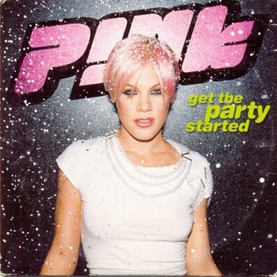 Pink - Get the Party Started piano sheet music