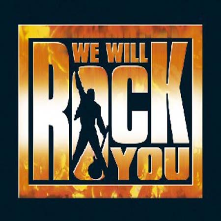 Queen - We Will Rock You piano sheet music