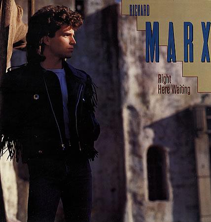 Richard Marx - Right Here Waiting piano sheet music