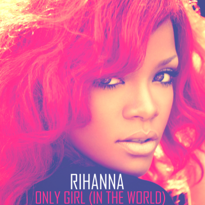 Rihanna - Only Girl (In the World) piano sheet music