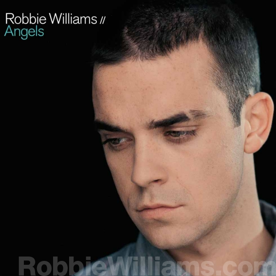 Robbie Williams - Angels piano sheet music