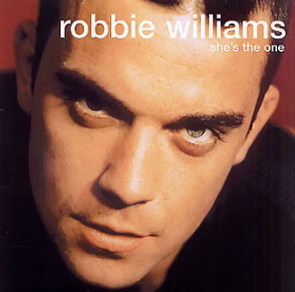 Robbie Williams - She's The One piano sheet music