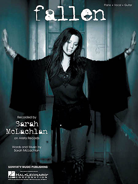 Sarah McLachlan - Fallen piano sheet music