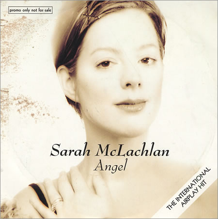 Sarah McLachlan - Angel piano sheet music