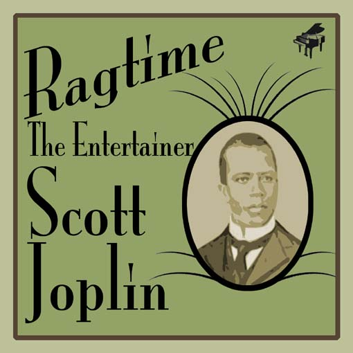 Scott Joplin - The Entertainer piano sheet music