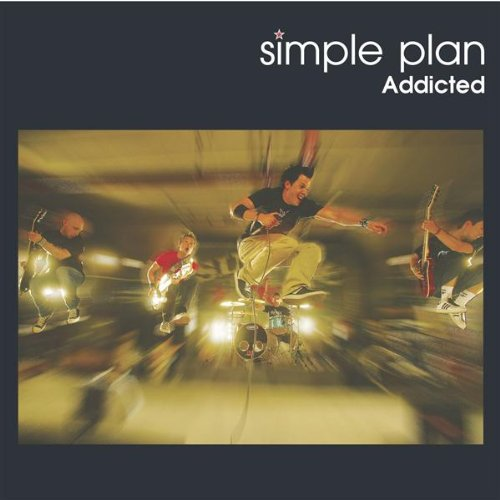 Simple Plan - Addicted piano sheet music