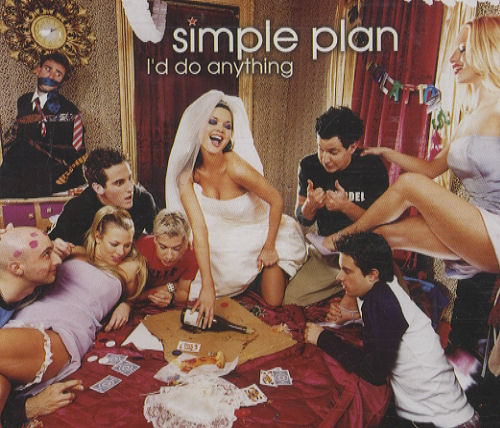 Simple Plan - I'd Do Anything piano sheet music