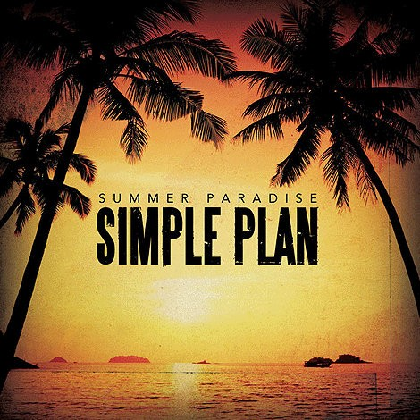Simple Plan - Summer Paradise (ft. Sean Paul) piano sheet music