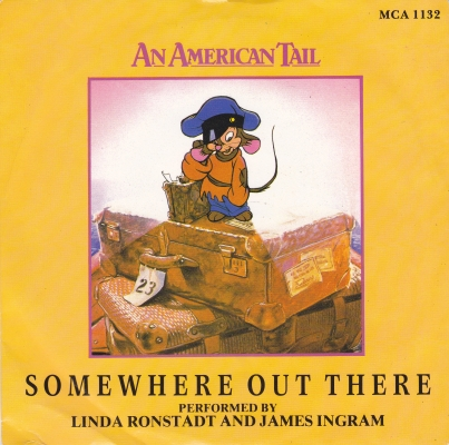 James Horner - Somewhere Out There piano sheet music