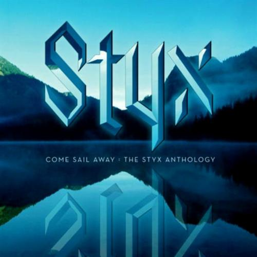 Styx - Come Sail Away piano sheet music