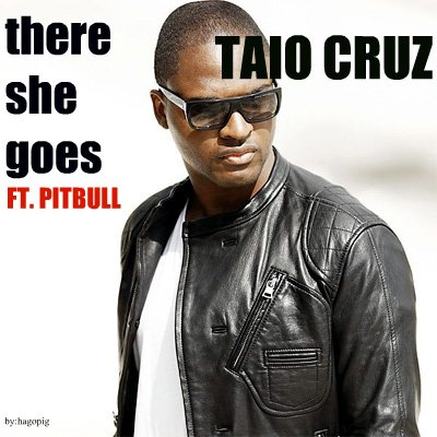 Taio Cruz - There She Goes piano sheet music