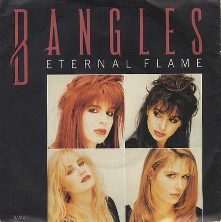 The Bangles - Eternal Flame piano sheet music