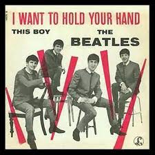 The Beatles - I Want to Hold Your Hand piano sheet music