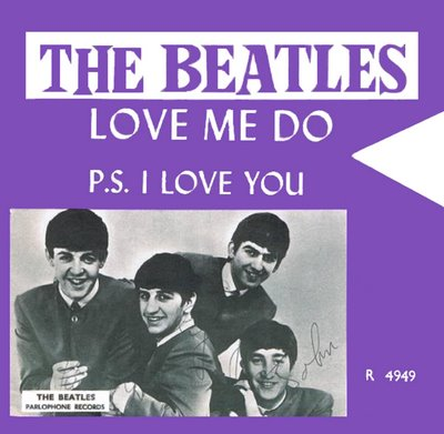 The Beatles - Love Me Do piano sheet music