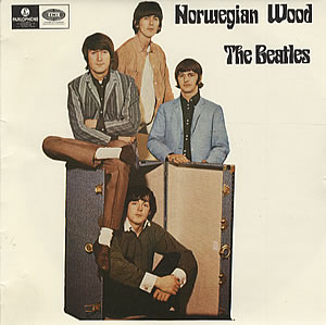 The Beatles - Norwegian Wood (This Bird Has Flown) piano sheet music