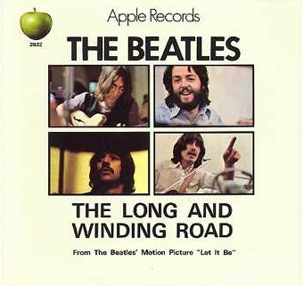 The Beatles - The Long and Winding Road piano sheet music