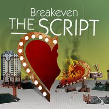 The Script - Breakeven piano sheet music