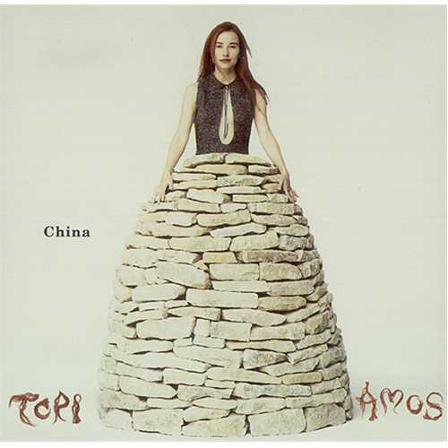 Tori Amos - China piano sheet music