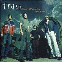 Train - Drops of Jupiter (Tell Me) piano sheet music