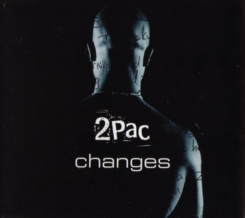 Tupac Shakur - Changes piano sheet music
