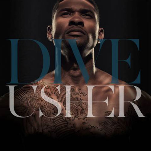 Usher - Dive piano sheet music