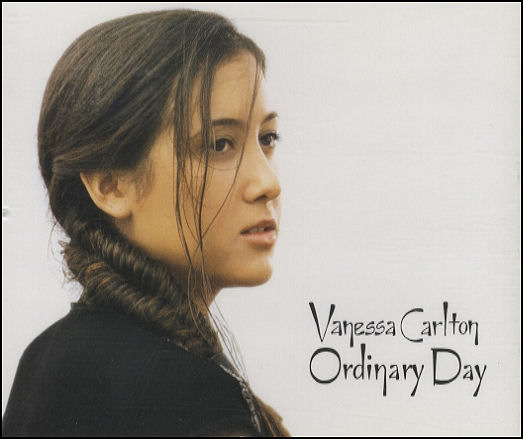 Vanessa Carlton - Ordinary Day piano sheet music