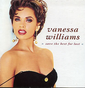 Vanessa Williams - Save the Best for Last piano sheet music