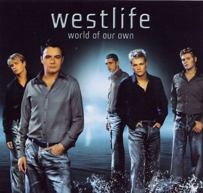 Westlife - World Of Our Own piano sheet music