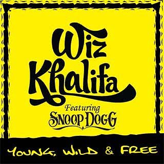 Wiz Khalifa - Young, Wild & Free (feat. Snoop Dog) piano sheet music