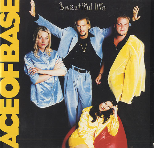 Ace of Base - Beautiful Life piano sheet music