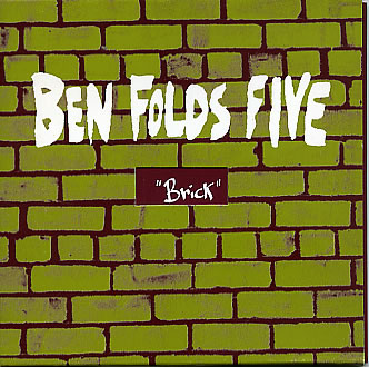 Ben Folds Five - Brick piano sheet music