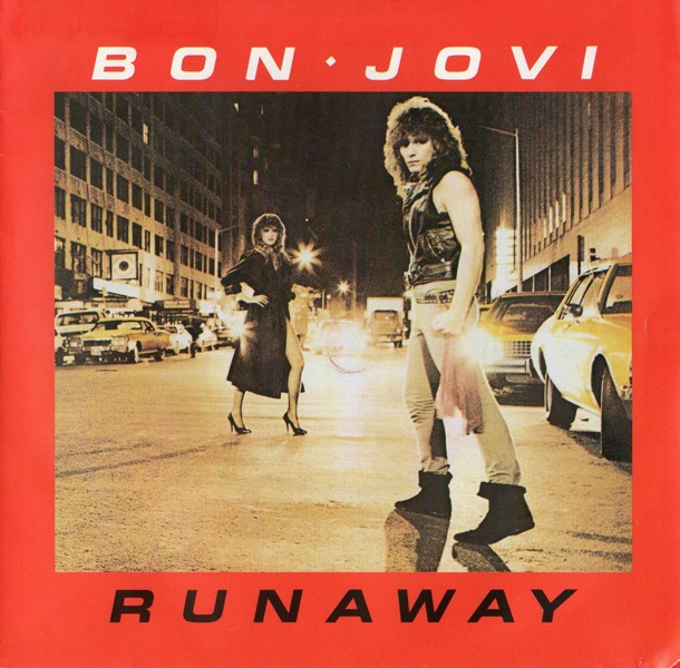 Bon Jovi - Runaway piano sheet music