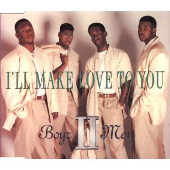 Boyz II Men - I'll Make Love to You piano sheet music
