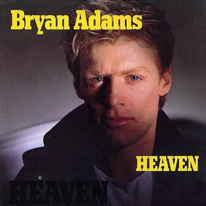 Bryan Adams - Heaven piano sheet music
