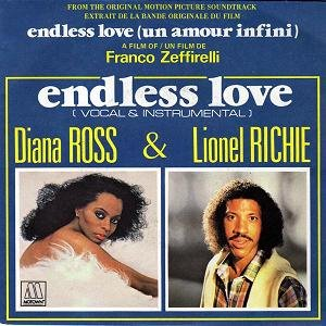 Lionel Richie - Endless Love piano sheet music