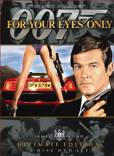 James Bond 007 - For Your Eyes Only piano sheet music