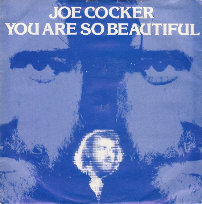 Joe Cocker - You Are So Beautiful piano sheet music