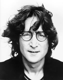 John Lennon  piano sheets