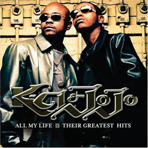 K-Ci & Jojo - All My Life piano sheet music