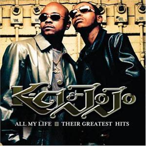 K-Ci & Jojo - All My Life piano sheet music
