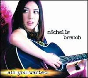 Michelle Branch - All You Wanted piano sheet music