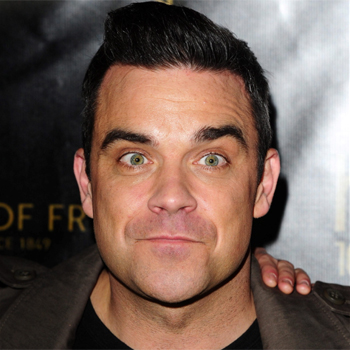Robbie Williams free piano sheets